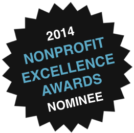 Idaho Nonprofit Center Excellence Award Badge